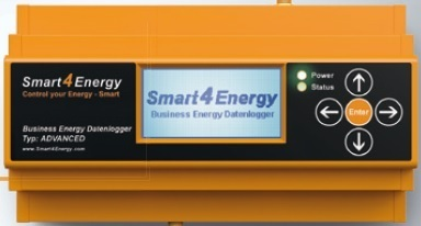 Business Smart Energy Datenlogger