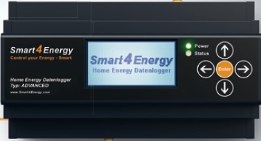 Home Smart Energy Datenlogger