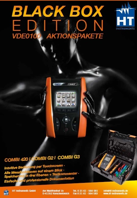 VDE0100 Aktionspaket